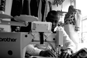 The Dressmaker.