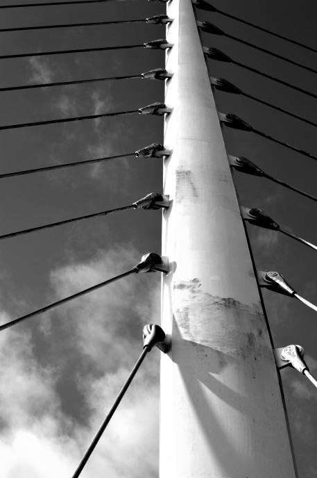 Bridge at SA1 Swansea